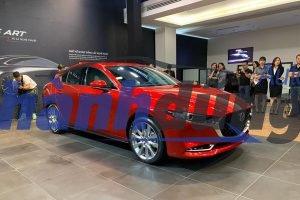Mazda 3 2020 chính thức ra mắt tại Việt Nam
