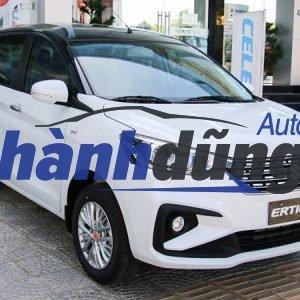 Chất lượng Suzuki Ertiga có thấp như lời đồn